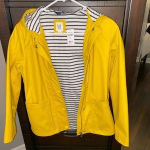Gap Kids Yellow Raincoat
